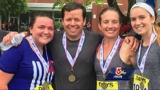 Conrad Roy's dad running Boston Marathon to raise money for suicide prevention