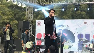 Sakhiya Song || Maninder Butter Live Performance at DCAC College