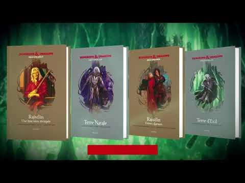 Musique de la pub   Dungeons & Dragons 2021