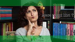 AVERE TROPPI LIBRI? #discussione #booktube