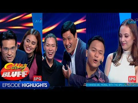 Celebrity Bluff: Love is in the air!
