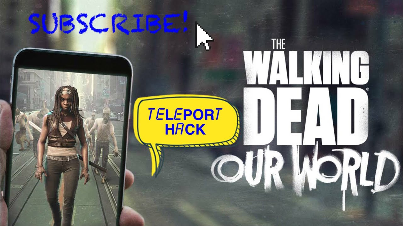 walking dead our world hack 2019