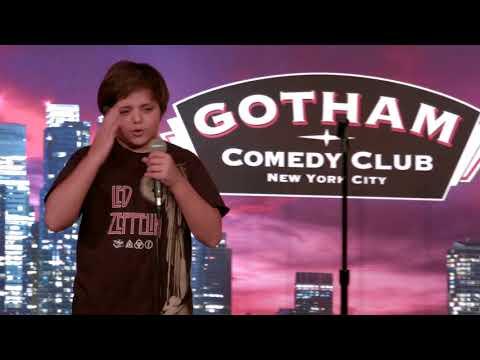 "Kid Comedian - Jake ""Bubba"" Hornstein"