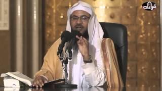 التفسير المفصل( سورة العلق/2) || الشيخ محمد بن علي الشنقيطي || 1436/1/21هـ