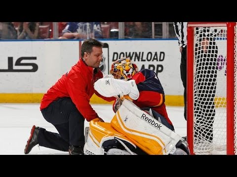 """NHL 15: Shootout Commentary ep. 2 """"Panthers Coach Plays Goalie IN GAME!?"""""""