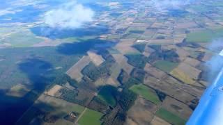 Beech Bonanza 374 km/h over Ground Grafschaft Bentheim