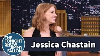 Jessica Chastain Impersonated Bryce Dallas Howard