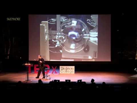 TEDx Talk - Krebszellen mit Schwingungsfrequenzen zerschmettern
