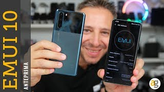 HUAWEI EMUI 10 base ANDROID 10 su P30 pro
