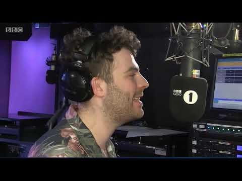 Shawn Mendes at BBC Radio 1 Live Lounge