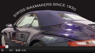 Swissvax Avignon - Car Detailing - Traitement Porsche 911 (997) Carrera S Cabriolet