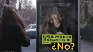 Video: La muerte te mira a la cara