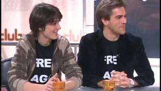 Max (Bernat Quintana) & Iago (Marc Clotet) Interview ENGLISH subtitles