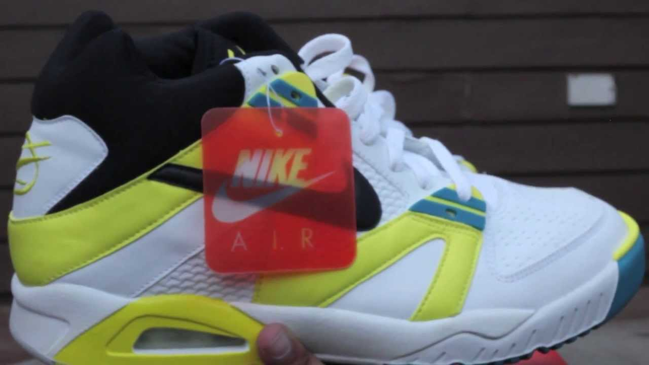 1f0d32ec5e ... Nike Air Tech Challenge 2007 Retro 1080p ...