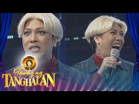 "Tawag ng Tanghalan: Vice Ganda's ""hugot"" on CCTV"