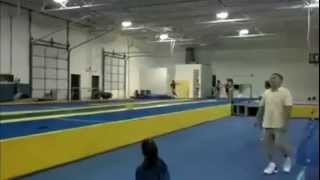 MOST AMAZING GYMNASTIC EVER !!! Crazy Flips !!!