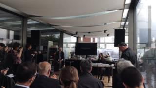Norma Jean Martine alla presentazione del calendario eventi estivi 2016 Mcarthurglen - AGIPRESS