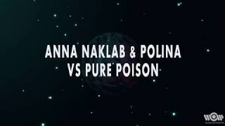 Anna Naklab Polina Vs Pure Poison Alright Official Lyric Video