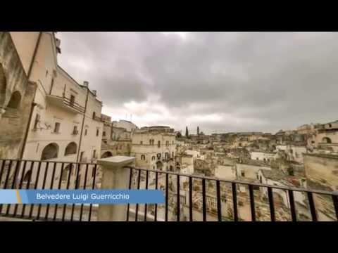 I Sassi di Matera - Capitale Europea della Cultura 2019 - Basilicata - Virtual Video 360° HDR