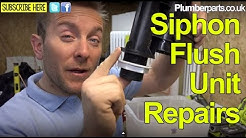 TOILET FLUSH SIPHON UNITS - Repair diaphragm - Plumbing Tips