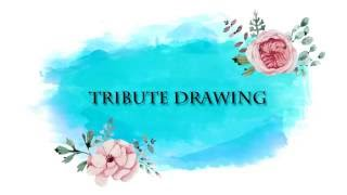 Drawing Tribute - Christina Grimmie