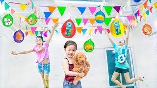 SeaGame Trò Chơi Nhảy Cao ❤ Bí Kíp Để Trẻ Cao Khỏe - Trang Vlog
