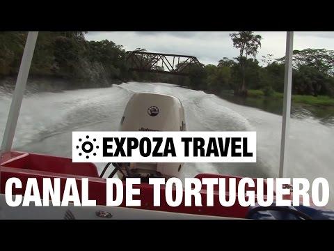 Canal de Tortuguero (Costa Rica) Vacation Travel Video Guide