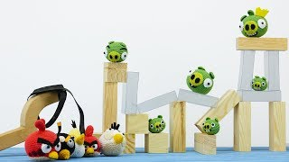 Making Angry Birds Game In Real Life