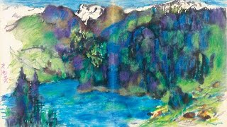 Celebrated Masterpieces from Wu Guanzhong's Creative Peak