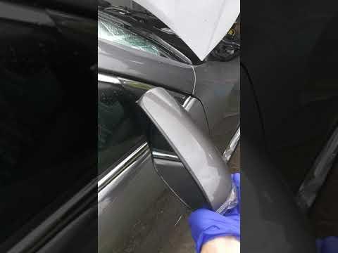 Как снять зеркало на Toyota Camry 50 кузов