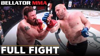 Full Fight | Roy Nelson vs. Sergei Kharitonov - Bellator 207