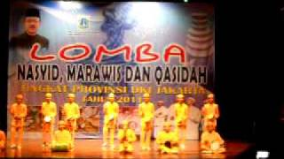 Festival Marawis Sudin Dki No. 12  Hayatul Islamiy