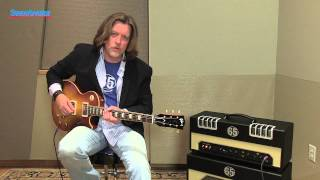 65amps London 18-watt Tube Head Demo at GearFest