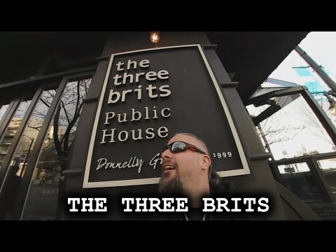 The Three Brits Public House, Vancouver [360°VR]
