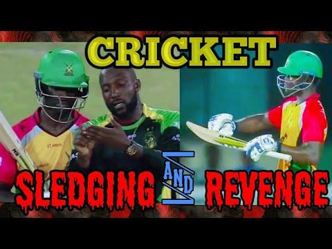 Best REVENGE in Cricket   When karma strikes back   Batsman's Sweet Revenge   NOTEBOOK