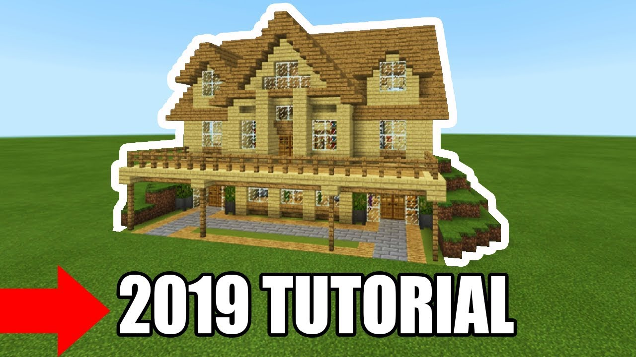 Minecraft Tutorial: How To Make A Ultimate Wooden Survival ...