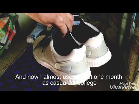 Hrx shoe review after using one month and cleaned!!!