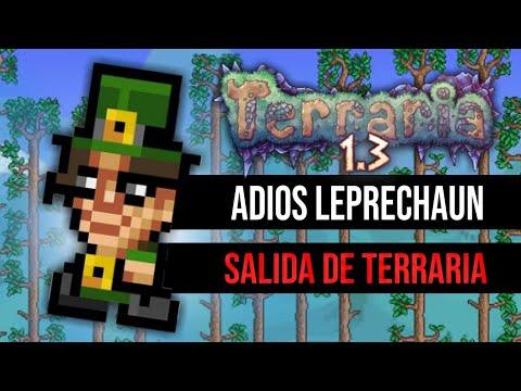 Noticias De Terraria 1.3 mobile- ¡¡Adiós Leprechaun!!- ¿Sale El 27 De Agosto? Y Más......