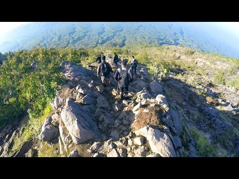 Coldplay - Miracle ( Trekking Mt. Agung Bali Video ) by Popeye team mate