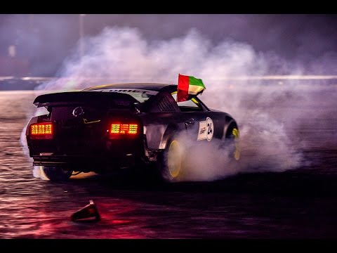Events within the UAE national day | Emirates Motorplex organized day of competitions drift