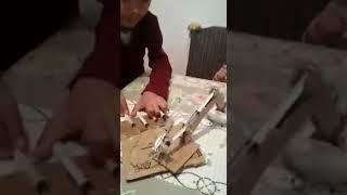 Будущий инженер.