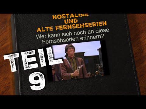 Nostalgie und alte Fernsehserien Teil 9 - Kindheitserinnerun