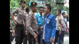 Puluhan massa kepemudaan di Tanjung Balai, Sumut ricuh dengan polisi - iNews Malam 19/05