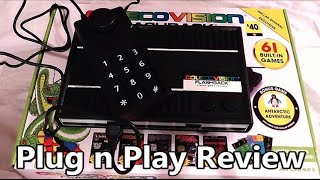 ColecoVision Flashback Review Dollar General Version - The No Swear Gamer Ep 78