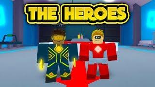 Roblox - Heroes of Robloxia - Muito bom