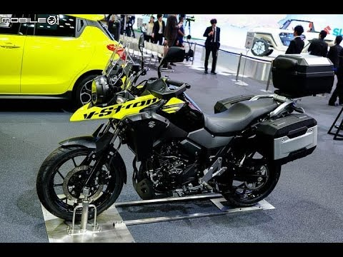 new suzuki moto 2018 all new suzuki motor debuts at the tokyo motor show 2017 youtube. Black Bedroom Furniture Sets. Home Design Ideas