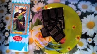 Шоколад МИШКА КОСОЛАПЫЙ с орехами и вафлями- обзор