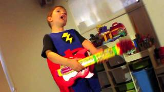 Super Toy-ologist Review -Bach & Rock Guitar