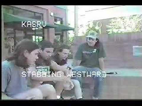 STABBING WESTWARD Interview Ep49pt3 KASR VIDEO