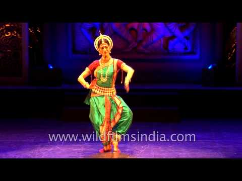 Anandini Dasi - Indian Classical Dancer From Argentina Performs Odissi